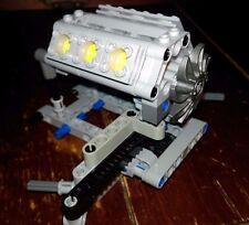 LEGO H Type Front Steering Low Profile LEGO for Servo motor + V6 Motor new parts