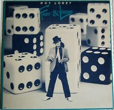 ROY LONEY Fast & Loose RARE ORIG LP 1983 DD-701 Unplayed
