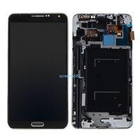 Pour Samsung Galaxy Note 3 N9005 écran LCD Vitre Tactile Sur Chassis Gris+Outil