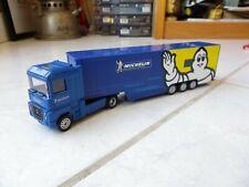New listing Truck Renault Michelin Transporter Majorette 1/87 F1 Formula 1 Rare