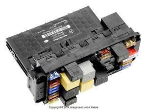 Mercedes w203 Relay Module SAM Module Front Fuse Panel HELLA OEM + WARRANTY