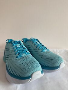 Hoka One One Arahi 4 Wide Womens UK6.5 [Antigua Sand/Caribbean Sea]