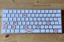 Apple Magic Keyboard 2. Gen - Tastatur Taste Tasten Ersatztasten Keys Key A1644