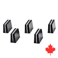 Set of 5x Fader Cap Knob for DJM400 DJM700 DJM800 DJM900 DJM2000 DJM5000 DAC2371