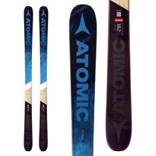 NEW 2018 Atomic Punx 7 Twin-tip Park Skis - Size [182 cm.]