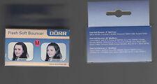 Dörr Flash Soft Bouncer Diffusor Diffuser in M 60 x 40  mm  NEU OVP