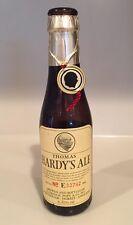 Vintage Thomas Hardy's Ale 6.33 Fl Oz. 1990  (Empty)