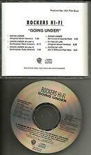 ROCKERS HI FI Going Under / Paths of Life REMIXES PROMO DJ CD single 1996 USA