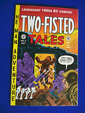 Two Fisted Tales 5: golden age EC Comics color rep. Russ Cochran 1992 series.New