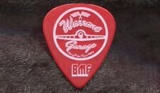 Warrant 2017 Louder Tour Guitar Pick! Robert Mason custom concert stage Pick