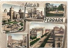 Saluti da FERRARA...................5 vedute