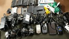 ASSORTED CELL PHONES, ADAPTERS,CORDS, CABLES, HOLDERS and ACCESSORIES -