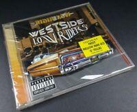 West Side Low Riders - Ridin' Low - 2001 - CD - Hip-Hop - Gangsta - NEW