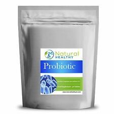 Probiotic Bacillus Coagulans Bacteria 90 Tablets - High Quality UK Product