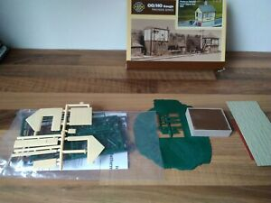 Ratio 503 Platform/Ground Signal Box OO scale unmade read details