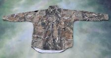 Vintage Scent Shield Bone Collector Camouflage Hunting Jacket Size M.