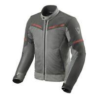 New Rev'It Airwave 3 Jacket Men's S Grey/Anthracite #FJT2733580S