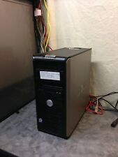 Windows XP Desktop computer Dell Optiplex 32 bit / Fast Duo Core 3GB ram 250GB