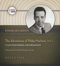 Classic Radio Collection: The Adventures of Philip Marlowe, Volume 1 : Original