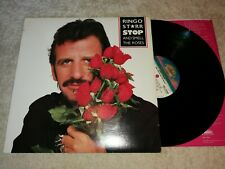 Ringo Starr - Stop and smell the roses     Vinyl  LP