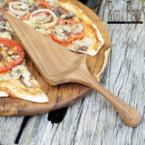 Cake Slice Pizza Gateau Slice Cake Slice Wedding Cake Server Polished Teak Wood