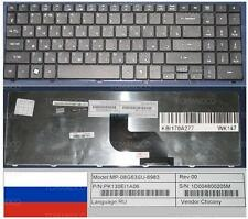 Clavier Qwerty Russe ACER AS5741G LM81 MP-08G63SU-6983 KB.I170A.277 PK130EI1A06