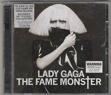 Lady Gaga - The Fame Monster **2009 Australian Double CD Album** VGC(Mint Discs)