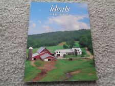 Ideals Magazine Country Vol. 46 No. 4 June 1989