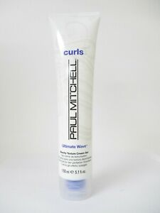 Paul Mitchell Curls Ultimate Wave Collection Beachy Texture Cream Gel 5.1 oz