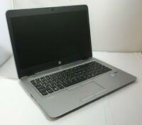 "HP EliteBook 840 G3 14"" i5-6300u 2.4GHz 8GB RAM 128GB SSD Windows 10 Pro"
