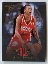 1996-97 Fleer Ultra All rookie Allen Iverson