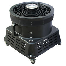 "XPOWER BR-460L 1 HP 18"" Sealed Motor Fly Guy Inflatable Blower Fan + LED Lights"