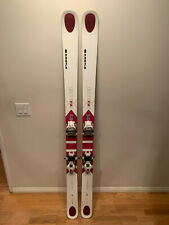 Kastle BMX 98 Skis (188 cm) + Griffon 16 Bindings  - Wonderful Condition