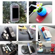 Support Tapis Tableau De Bord Voiture Antidérapant Pour Téléphone Portable Gps