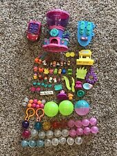 Huge Lot! Squinkies Squinky Salon, People, Animals, Accessories And More Lot