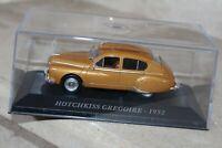 HOTCHKISS GREGOIRE 1952 IXO 1/43  EN BOITE POUR ALTAYA