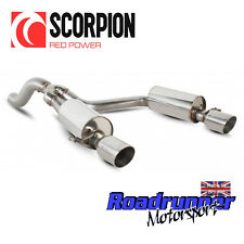 Scorpion Corsa VXR Rear Silencer & Nurburgring Exhaust Back Box Daytona SVXB055