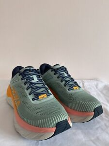 Hoka One One Bondi 7 Womens UK6.5 [Blue Haze/Black Iris]