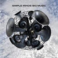 SIMPLE MINDS - BIG MUSIC 2 VINYL LP NEW+