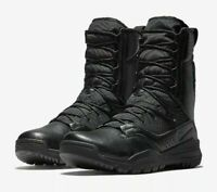 "Nike SFB Special Field 2 Tactical Black Military Combat 8"" AO7507-001 Size 8.5"