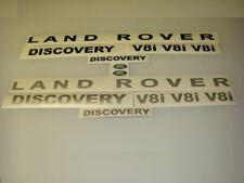 1994-1999 Land Rover Discovery I Stickers Decals 94, 1995, 1996, 1997, 1998, 99
