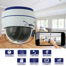 HD 1080P IP Camera CCTV Wireless Dome PTZ 2.8-12mm Auto-focus lens P2P APP T6T3