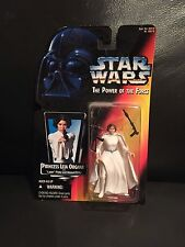 Princess Leia Organa Star Wars 1995 auction figure unopened Power of the Force