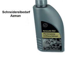 Nähmaschinenöl für Nähmaschinen mit hoher Drehzahl - 1 Liter