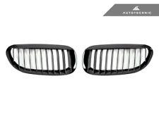 AutoTecknic BM-0180-G Gloss Black Front Grille Fits 04-11 BMW 6-Series M6