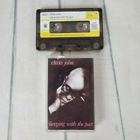 Elton John Sleeping With The Past Cassette Tape Istanbul Turkey 1989 Rare