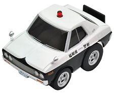 Tomytec Choro Q zero Seibu Keisatsu Z07 Nissan Laurel Patrol car Pullback Car