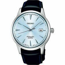 Seiko Presage White Men's Watch - SARB065