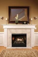 """Empire WMH Tahoe Deluxe Clean-Face Direct-Vent Gas Fireplace 32"""" Modern"""
