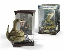 Harry Potter Magical Creatures No 9 Nagini Snake Figurine Noble Collection Fig